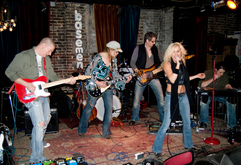 the basement in nashville tonya watts outlaw country music artist